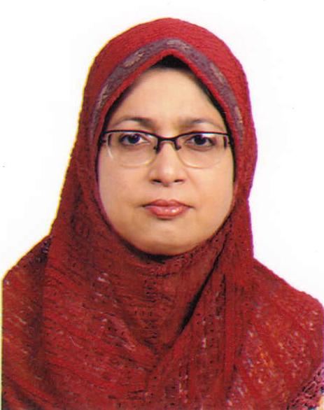 Profile of Associate Prof. Dr Tarafdar Runa Laila