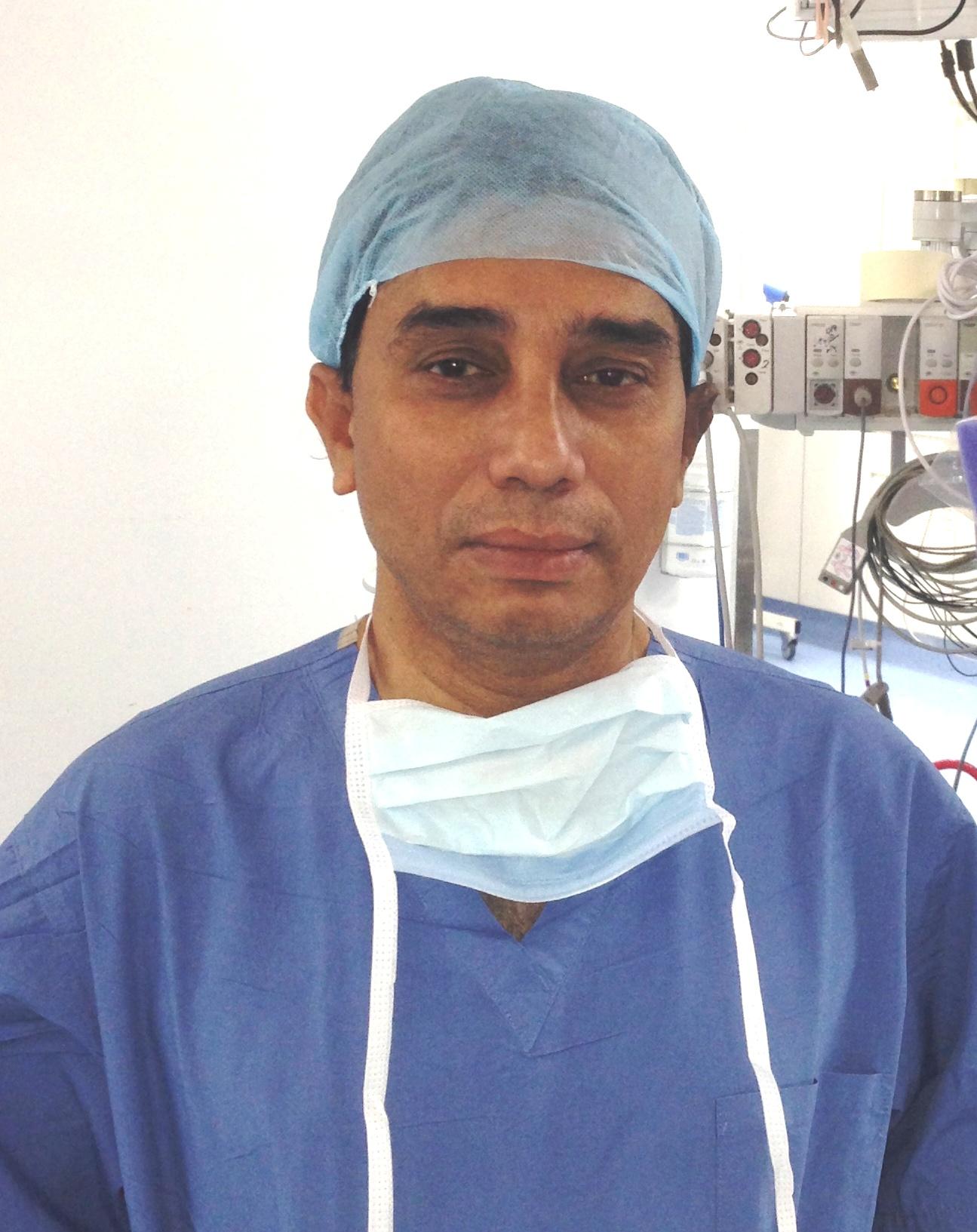 Profile of Associate Prof. Dr. Md. Saif Ullah Khan Murad
